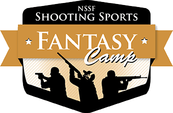 NSSF Shooting Sports Fantasy Camp Logo
